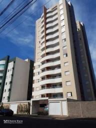 Apartamento com 3 dormitórios para alugar, 104 m² por R$ 1.750,00/mês - Centro - Cascavel/