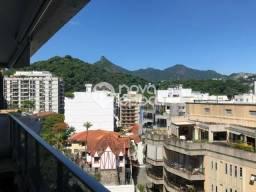 Apartamento à venda com 4 dormitórios em Laranjeiras, Rio de janeiro cod:FL4AP50865