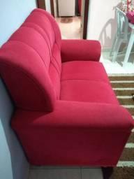 Vendo sofá 2 e 3 lugares em ótimo estado