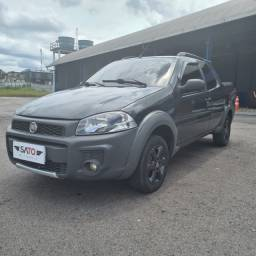 Fiat Strada CD hardwork 3 portas super nova 2015