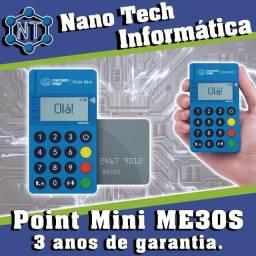 Máquina de Cartão - Point Mini ME30S