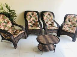 Cadeiras varanda
