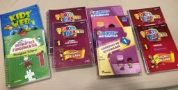 Livros do 1° ano do Ensino Fundamental