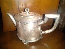 Bule antigo em prata
