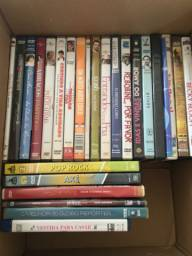 Filmes originais diversos (DVDs)