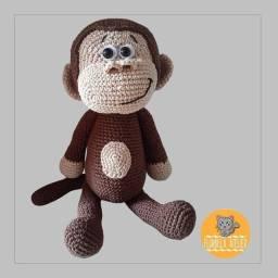 Macaco Amigurumi
