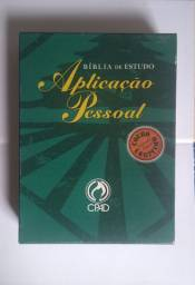 Bíblia de estudo (nova,sem manuseio)