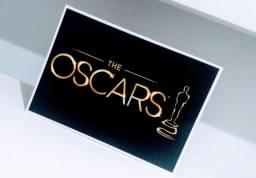 Placa Decorativa em MDF The Oscars