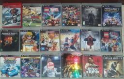Jogos tops PS3  Físicos