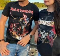 Camisetas de Bandas de Rock