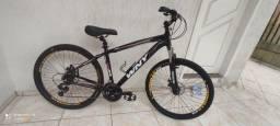 Bicicleta top em 6x sem juros