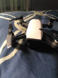 Vendo drone dji spark usado sem contole