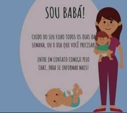 Cuide-se de criança e bebê