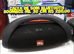 Caixa de som Bluetooth ML Boombox 30 Cm