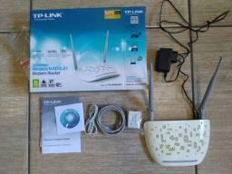 Modem e Roteador TP-Link TD-W3961ND