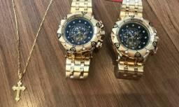 Relógio invicta hibrid