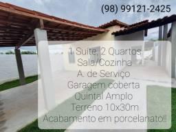 Casa Nova a Venda em Bacabal Maranhão!