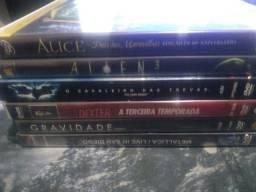 DVDs ORIGINAIS oportunidade