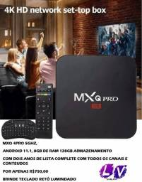 Smart Tvbox mxq