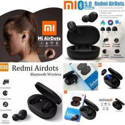 Xiaomi Redmi AirDots In-ear esportivo original exclusivo único gamer sem fio