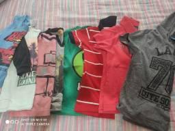 Lotinho Meninos 3anos ( roupas e sapatos)