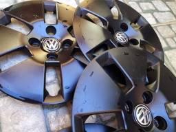Jogo de calotas VW original