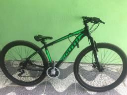 Bike aro 29  com nota