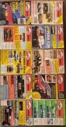 Revistas  coleção  4 Rodas