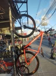 Bicicleta aro 29 ksw