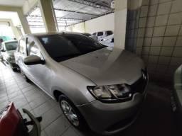 Título do anúncio: 18 - Renault - Logan Auth 1.0 - Gás G5