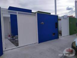 Casa nova para venda, com 2/4 sendo 1 suíte no bairro Conceição