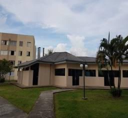 Apartamento com 3 quartos semi mobiliado no Fazendinha