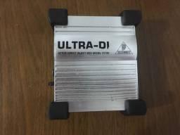 Direct Box Behringer Ultra DI