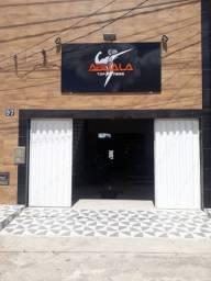 Academia Abdala Top Fitness tem uma academia completa para você cuidar da Saúde