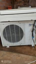 Vendo ar condicionado springer 12 mil btus