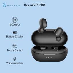 Fone de ouvido bluetooth - HAYLOU GT1 PRO
