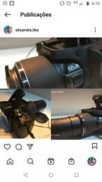 Câmera Fujifilm SL 1000