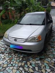 Honda Civic 2001 Lx 1.7 automático