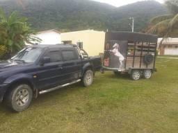 Transporte de cavalos  em todo estado o RJ