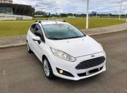 Ford New Fiesta 1.6 Titanium Hatch 16v Flex 4p Powershift