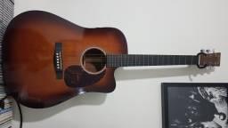 Violão Martin Americano DCPA4 Sunburst com Hardcase original