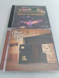 CD's Allman Brothers Band