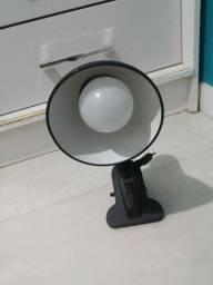 Luminaria de mesa nunca usada
