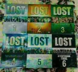 Dvds serie lost