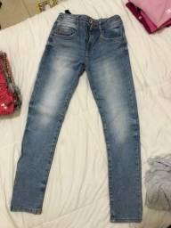 calca jeans ZARA