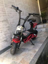 Scooter Patinete Elétrico 1600W