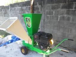 Triturador de resíduos verdes