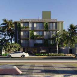 Apartamento à venda com 1 dormitórios em Cabo branco, Joao pessoa cod:V2242