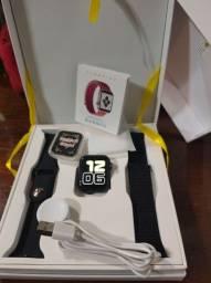 Relógio smartwatch iwo 11 novo na caixa