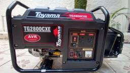 Gerador de Energia Toyama TG2800CXE Gasolina